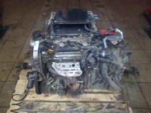 Toyota замена ДВС