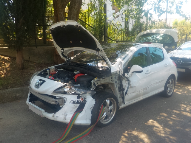 Peugeot 308 ep6 120 al4