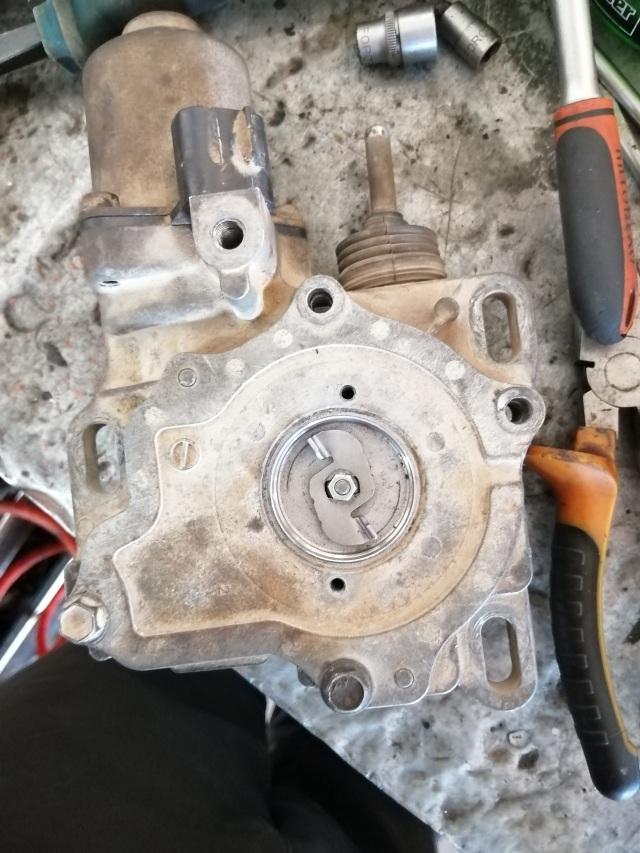 Ремонт актуатора выжима сцепления Peugeot 107 Citroen C1 в Краснодаре