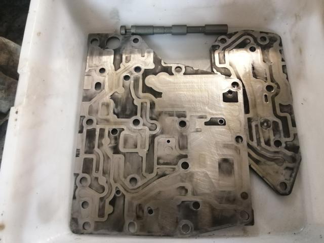 плита гидроблока AT8