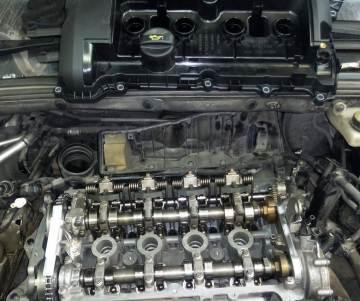 завершение ремонта двигателя 408