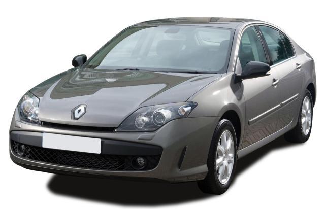 Сервис Renault laguna3