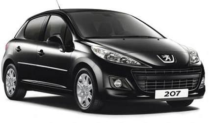 Peugeot207 автосервис