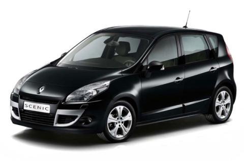 Сервис Renault Scenic 3