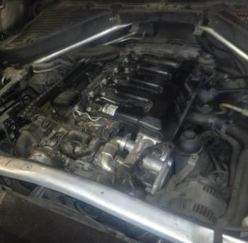 Двигатель m57 на BMW X6