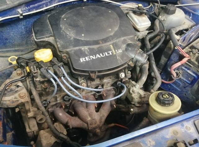 двигатель логан k7g