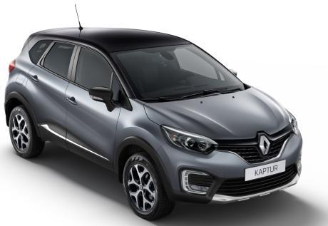Renault Kaptur ремонт