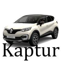 Renault Kaptur кнопка