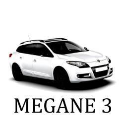 сервис Megane 3
