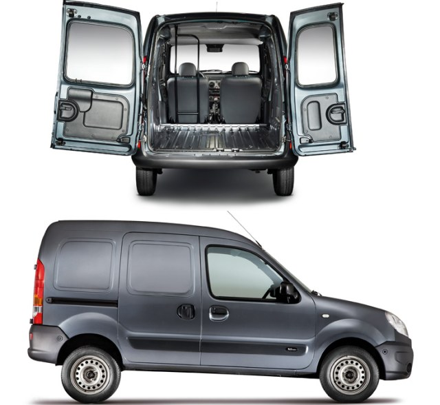 Renault Kangoo фургон