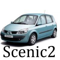 Renault Scenic 2 кнопка