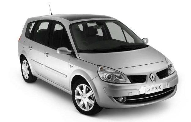 Автосервис Renault Scenic 2 Краснодар
