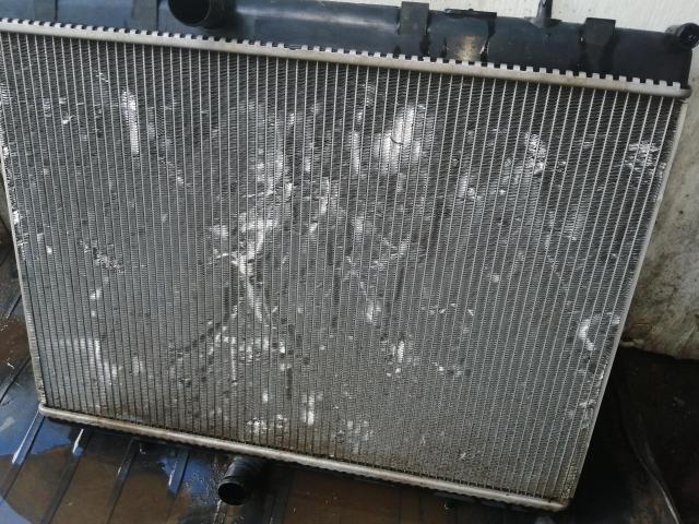 Радиатор ситроен с4 основной после мойки