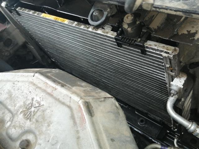 Радиатор кондиционера пежо после мойки
