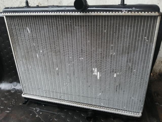 Радиатор пежо 308 основной после мойки