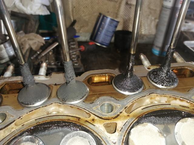 нагар на клапанах EP6CDT