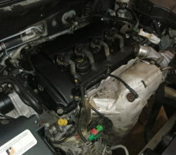 Ремонт двигателя EP6CDT Краснодар